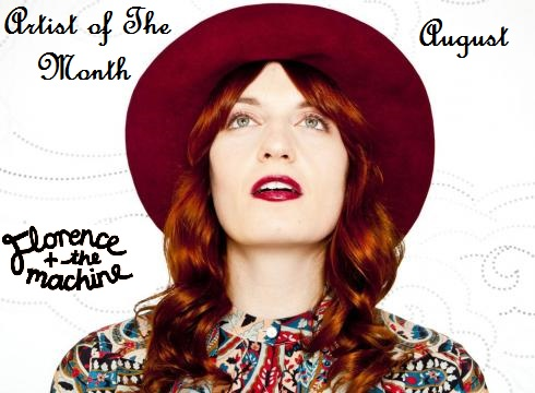 Artist of the Month -- Florence and the Machine