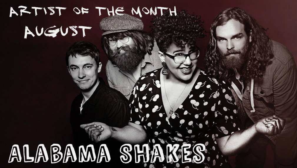 Artist of the Month -- Alabama Shakes