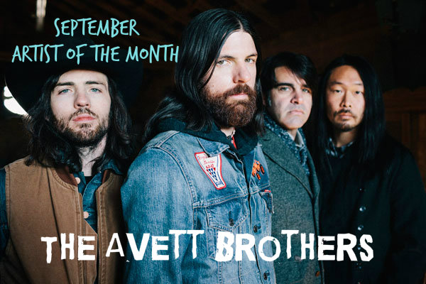 Artist of the Month -- The Avett Brothers