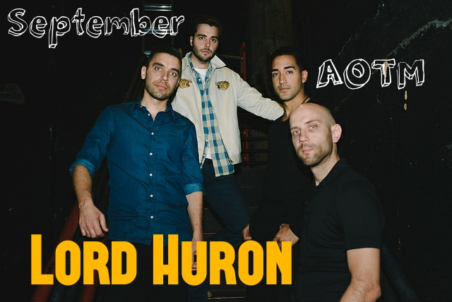 Artist of the Month -- Lord Huron