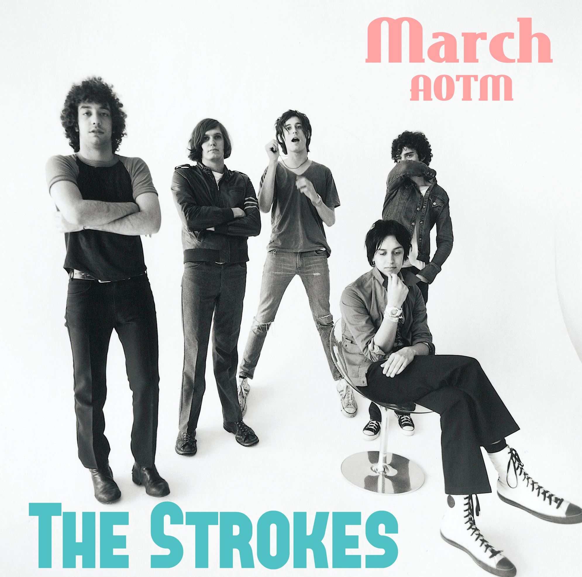 Artist of the Month -- The Strokes