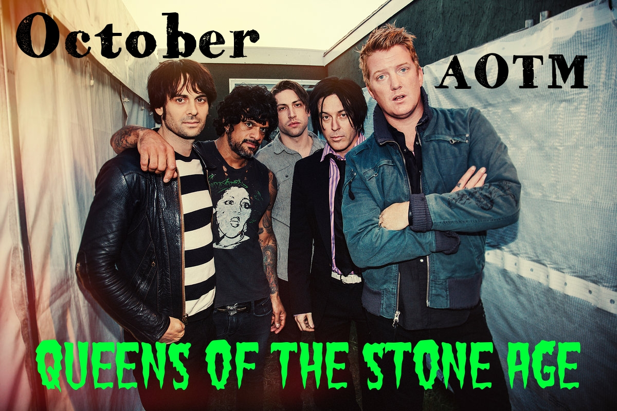 Artist of the Month -- Queens of the Stone Age