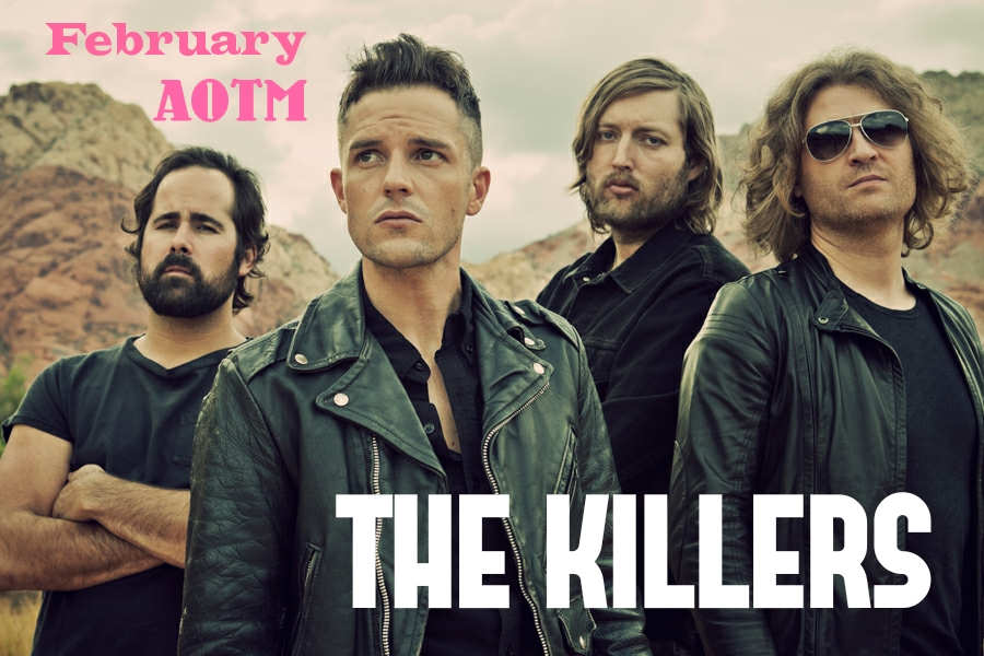 Artist of the Month -- The Killers