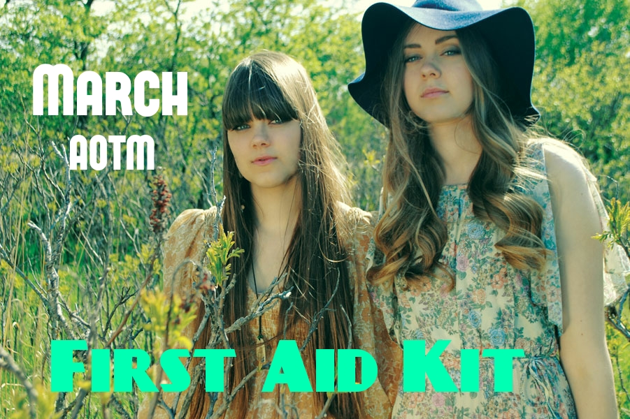 Artist of the Month -- First Aid Kit