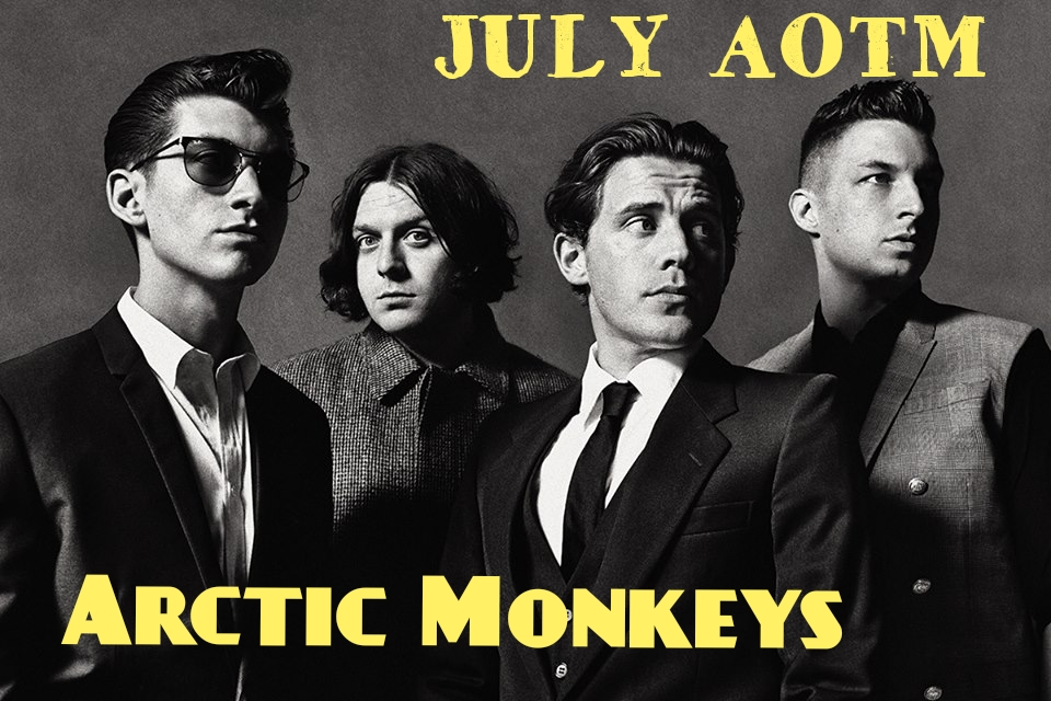 Artist of the Month -- Arctic Monkeys